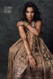 Padma Lakshmi - Vogue India Magazine (May 2019)