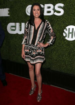 Paget Brewster 2016 Cbs Cw Showtime Summer Tca Party In