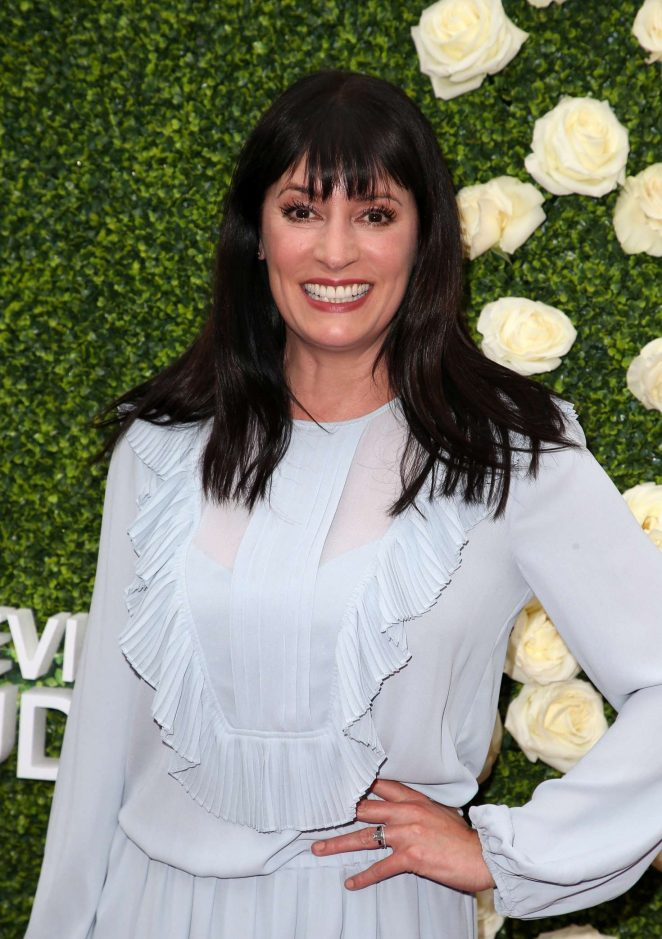 Paget Brewster – 2017 CBS Television Studios Summer Soiree TCA Party in Studio City