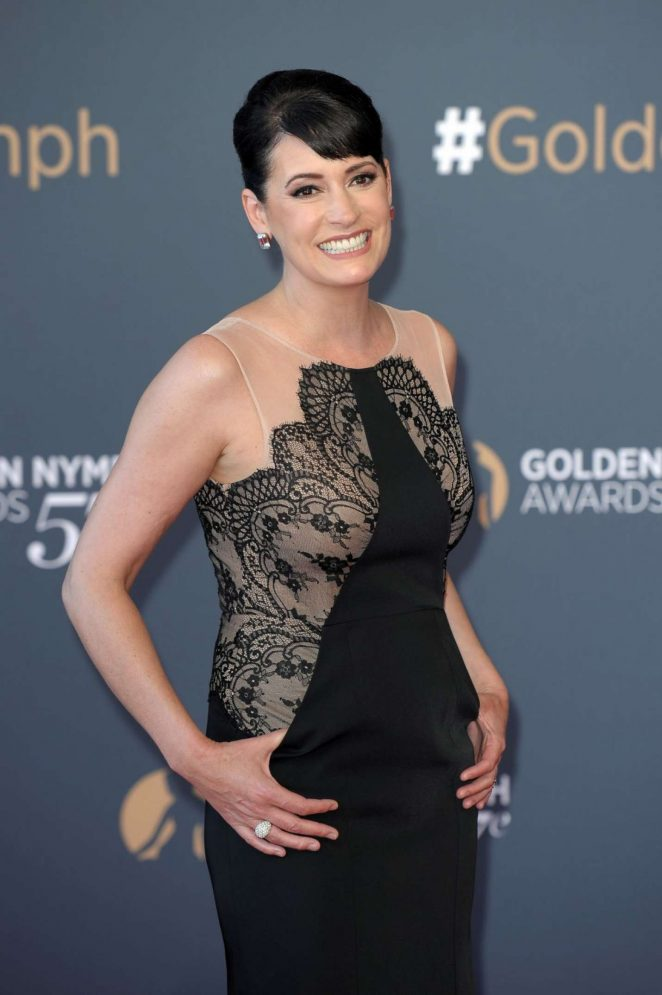 Paget Brewster - 2017 Monte Carlo Television Festival Closing Ceremony
