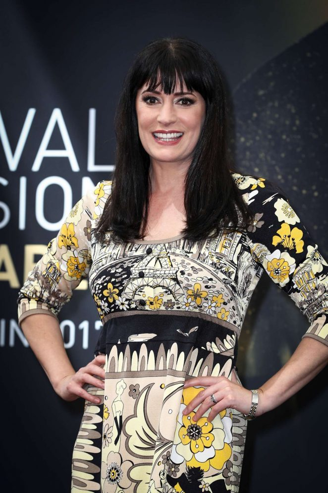 Paget Brewster - 'Criminal Minds' Photocall at 2017 Festival of Television in Monte Carlo