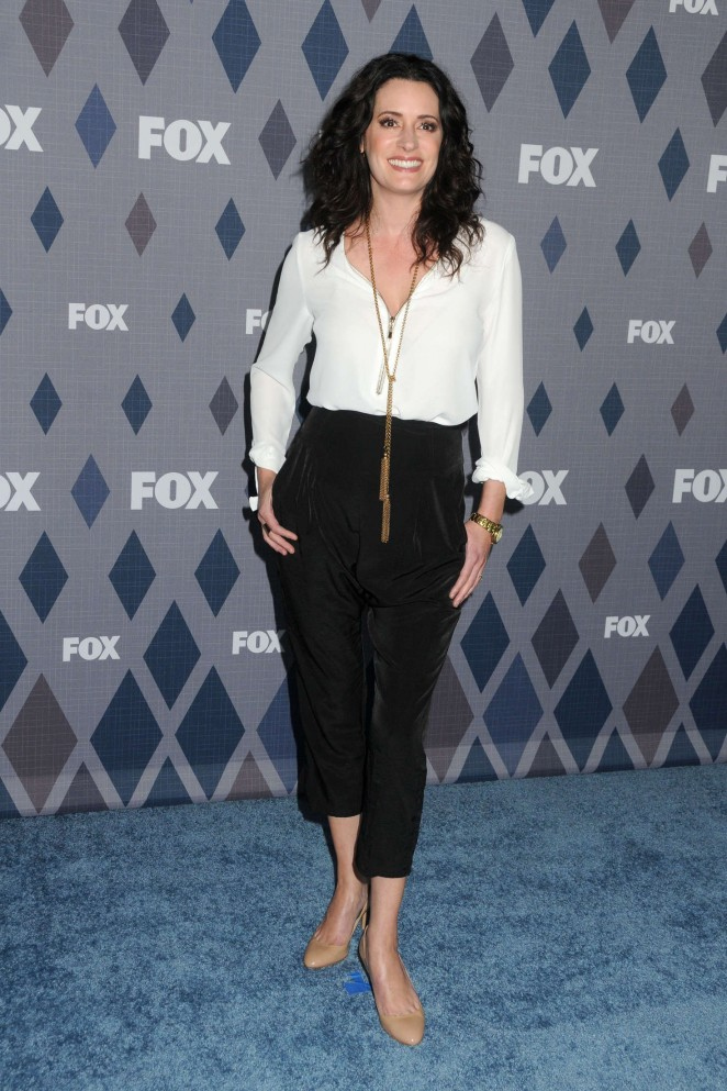 Paget Brewster: FOX TCA Winter 2016 All-Star Party -04