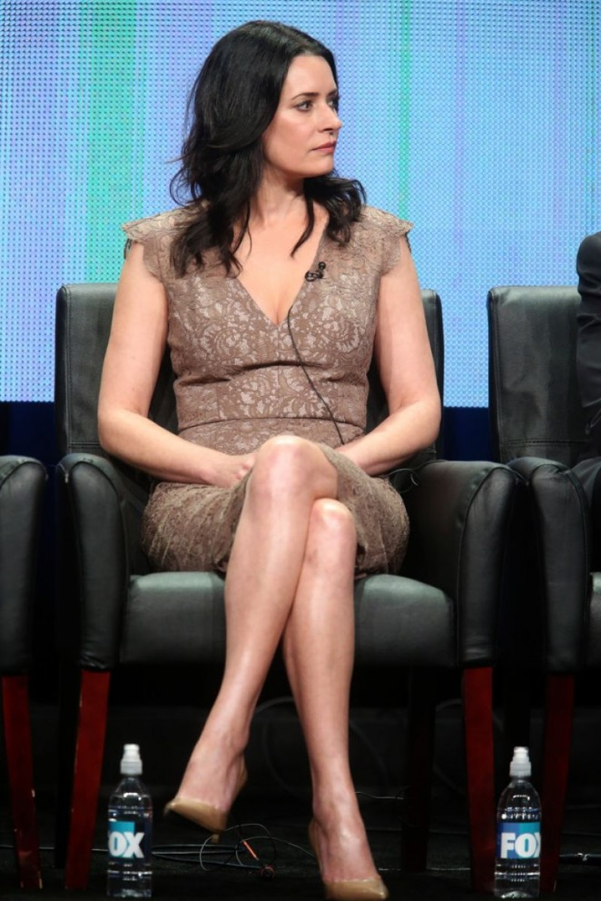 Paget Brewster – 'Grandfathered' Panel 2015 Summer TCA Tour in Beverly Hills