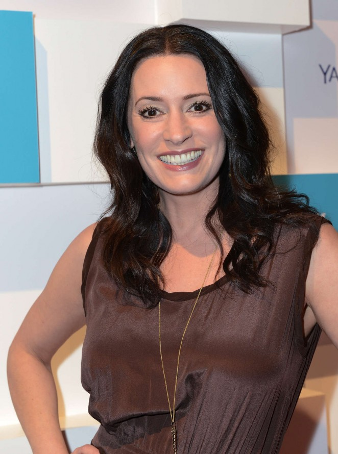 Paget Brewster – Yahoo's Community Greendale School Dance at SXSW in Austin