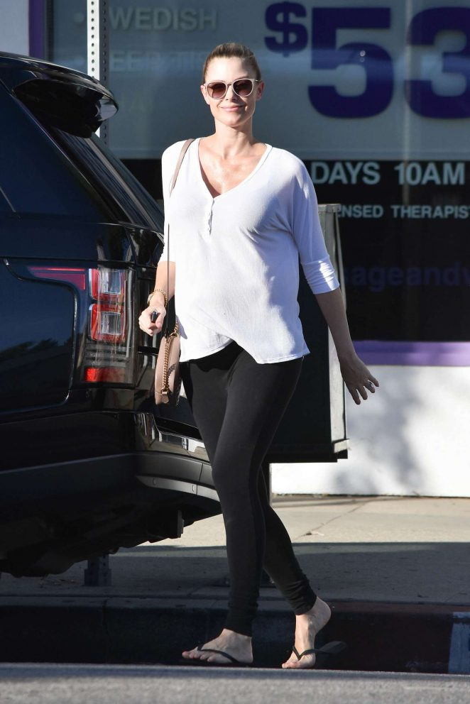 Paige Butcher - Out in Los Angeles