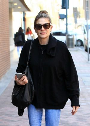 Paige Turco out in Los Angeles