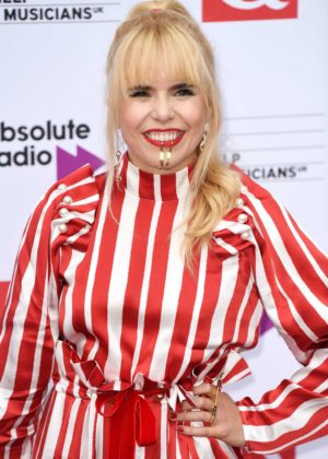 Paloma Faith - Q Awards 2017 in London