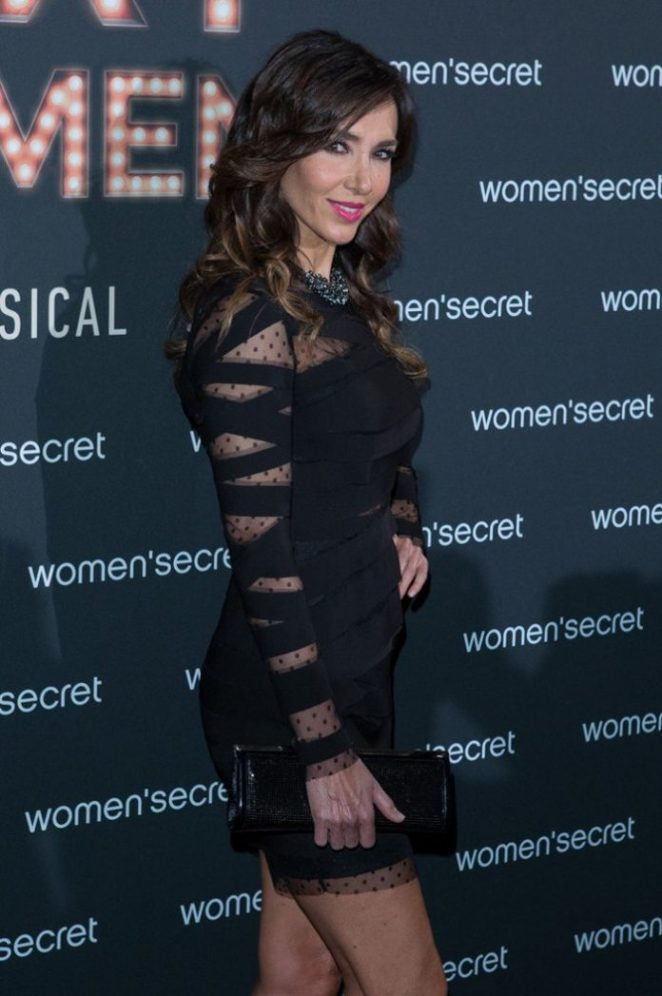 Paloma Lago - 'Women'Secret' First Musical in Madrid