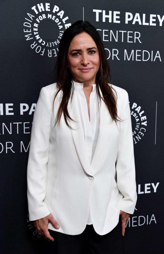 Pamela Adlon - Paley Women in TV Gala in Los Angeles