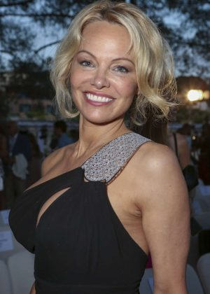 Pamela Anderson - 2017 Amber Lounge Fashion Gala in Monaco  Pamela Anderson