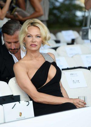 Pamela Anderson - 2017 Amber Lounge Fashion Gala in Monaco