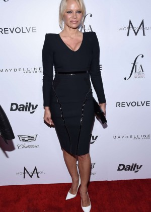 Pamela Anderson - 2nd Annual Fashion Los Angeles Awards in LA