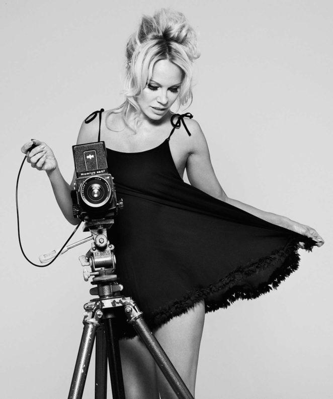 Pamela Anderson - Coco de Mer Winter 2018