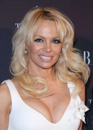 Pamela Anderson - Harpers Bazaar Icons Party 2016 in NYC  Pamela Anderson