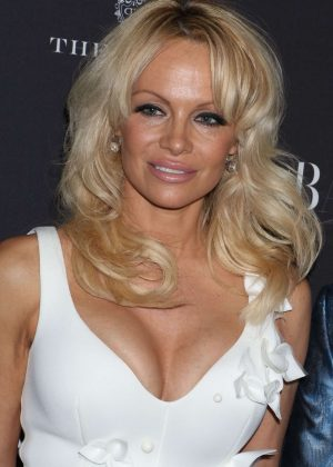Pamela Anderson – Harpers Bazaar Icons Party 2016 in NYC  Pamela Anderson
