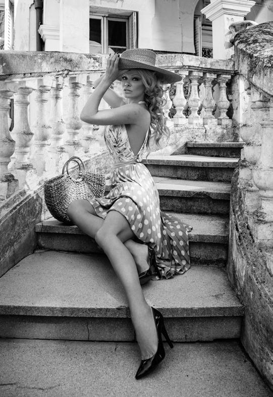 Pamela Anderson - Intimately Spain Magazine 2018