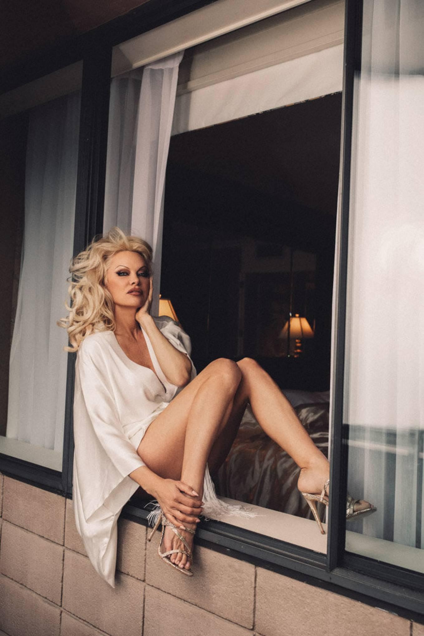 Pamela Anderson - Karolina Turek Photoshoot (February 2020)