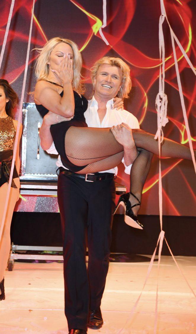 Pamela Anderson - Lambertz Monday Night in Köln