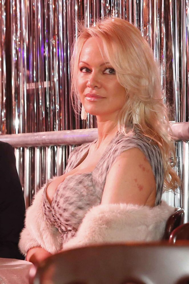 Pamela Anderson - Lambertz Monday Night Old People's Hall in Cologne