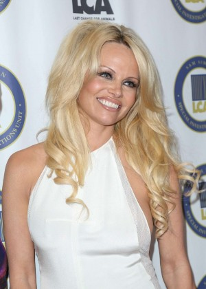 Pamela Anderson - Last Chance For Animals Annual Gala in LA