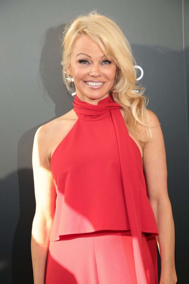 Pamela Anderson - Sea Shepherd Conservation Society's 40th Anniversary Gala in Beverly Hills