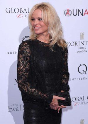 Pamela Anderson - The Global Gift Gala 2016 in London