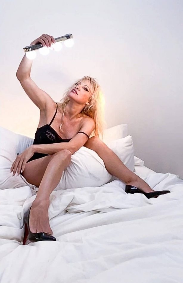 Pamela Anderson - The New York Times 2020 Photoshoot
