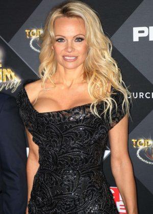 Pamela Anderson: Top Model Belgium 2017 -10 - GotCeleb  Pamela Anderson