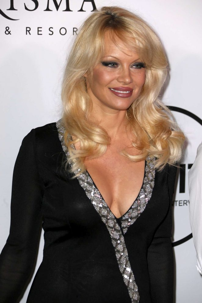 Pamela Anderson - Unitas Hosts Second Annual Gala Against Human Trafficking in NYC