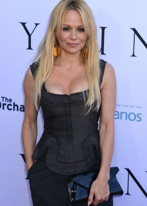 Pamela Anderson - 'Unity' Premiere in LA