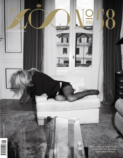 Pamela Anderson - Zoo Magazine (April 2018)