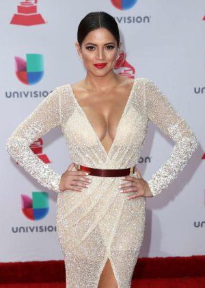 Pamela Silva Conde - 2017 Latin Grammy Awards in Las Vegas