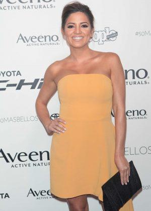 Pamela Silva Conde - 2017 People en Espanols 50 Most Beautiful Gala - New York
