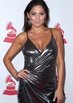 Pamela Silva Conde - 2017 Person of the Year Gala honoring Alejandro Sanz in Las Vegas