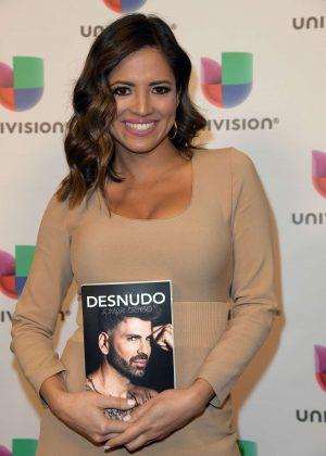 Pamela Silva Conde - 'Desnudo by Jomari Goyso' Book Signing in Miami