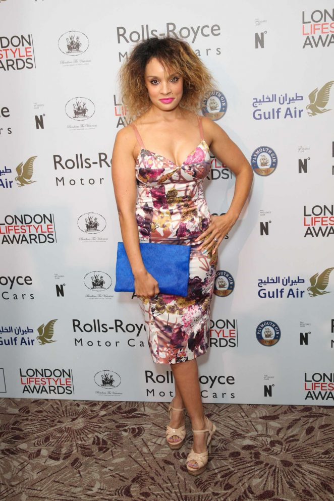 Pandora Christie - London Lifestyle Awards 2016 in London