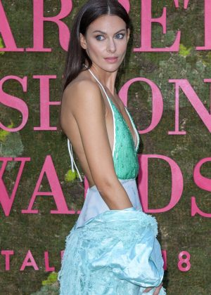 Paola Turani - Green Carpet Fashion Awards 2018 in Milan