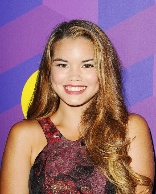Paris Berelc - Just Jared's Way to Wonderland Party in West Hollywood