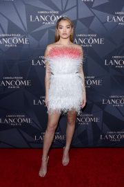 Paris Berelc - Lancome x Vogue L'Absolu Ruby Holiday Event in West Hollywood
