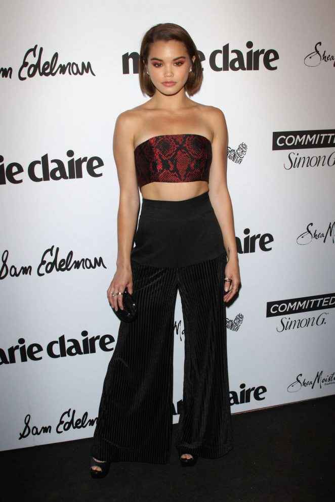 Paris Berelc - Marie Claire's 5th annual 'Fresh Faces' in Los Angeles