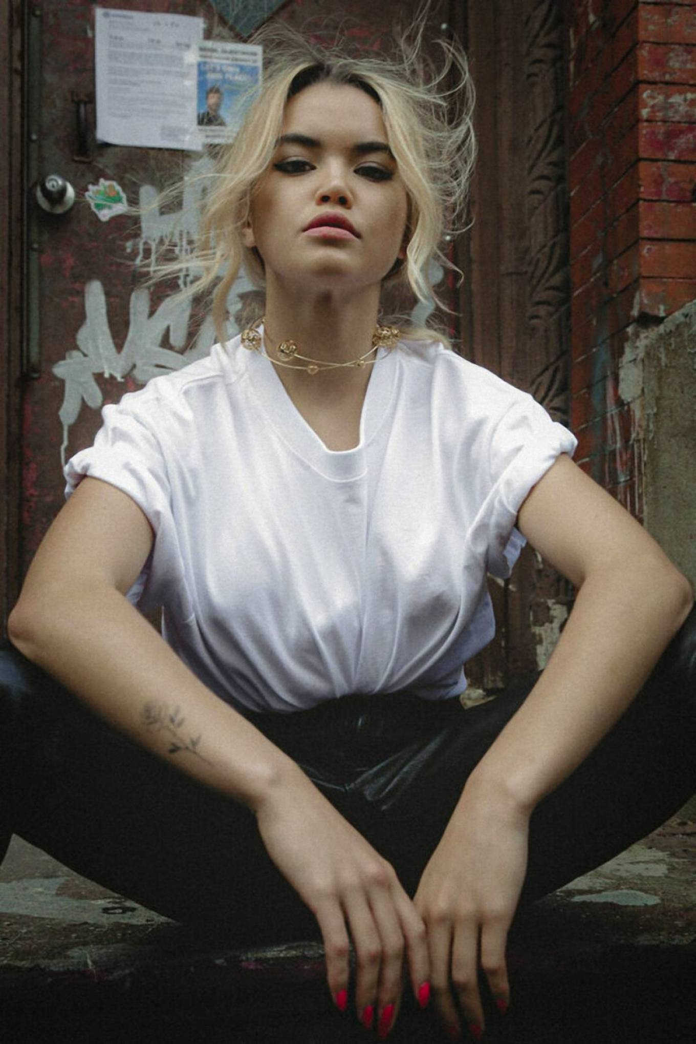 Paris Berelc - Photoshoot for Dlarez Magazine
