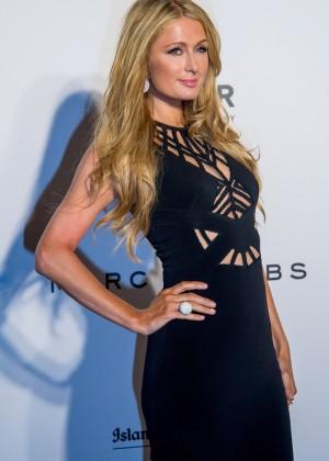 Paris Hilton - 2015 amfAR Hong Kong Gala in Hong Kong