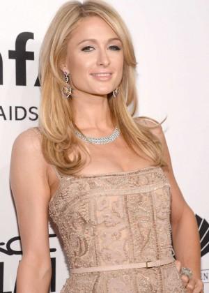 Paris Hilton – 2016 amfAR New York Gala in NYC  Paris Hilton
