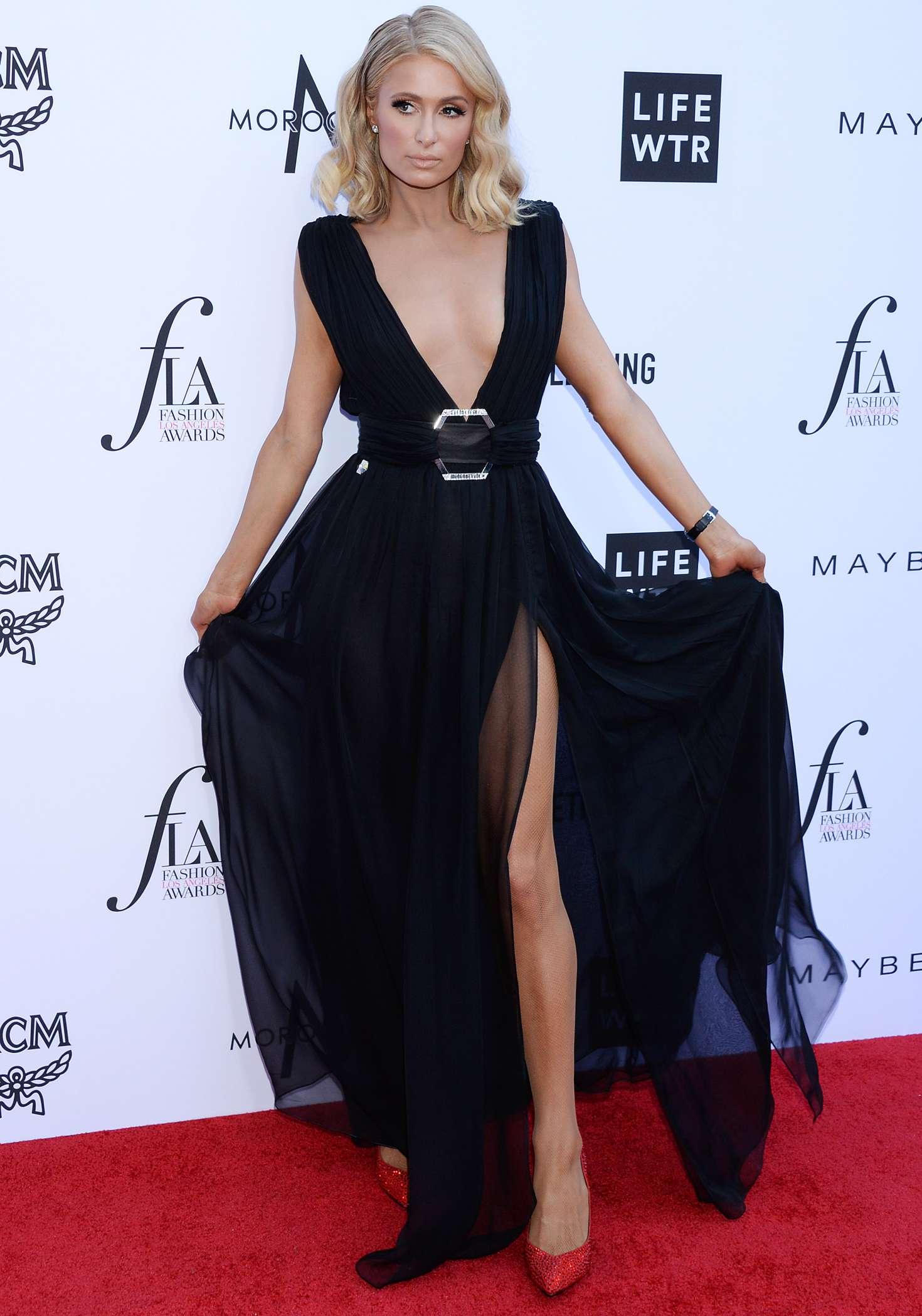 Paris Hilton - 2018 Fashion Los Angeles Awards in LA