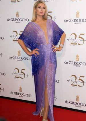 Paris Hilton – 2018 Grisogono Party in Antibes