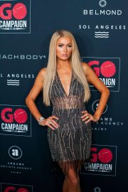 Paris Hilton - 2019 GO Campaign's Gala at NeueHouse in Hollywood
