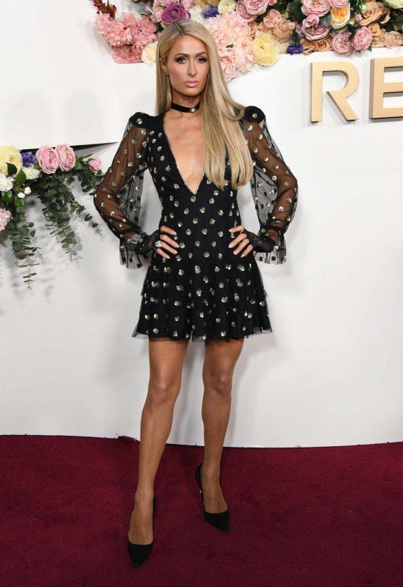Paris Hilton 2019 : Paris Hilton – 2019 REVOLVE awards in West Hollywood-22