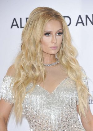 Paris Hilton - 24th Annual Race To Erase MS Gala in Los Angeles