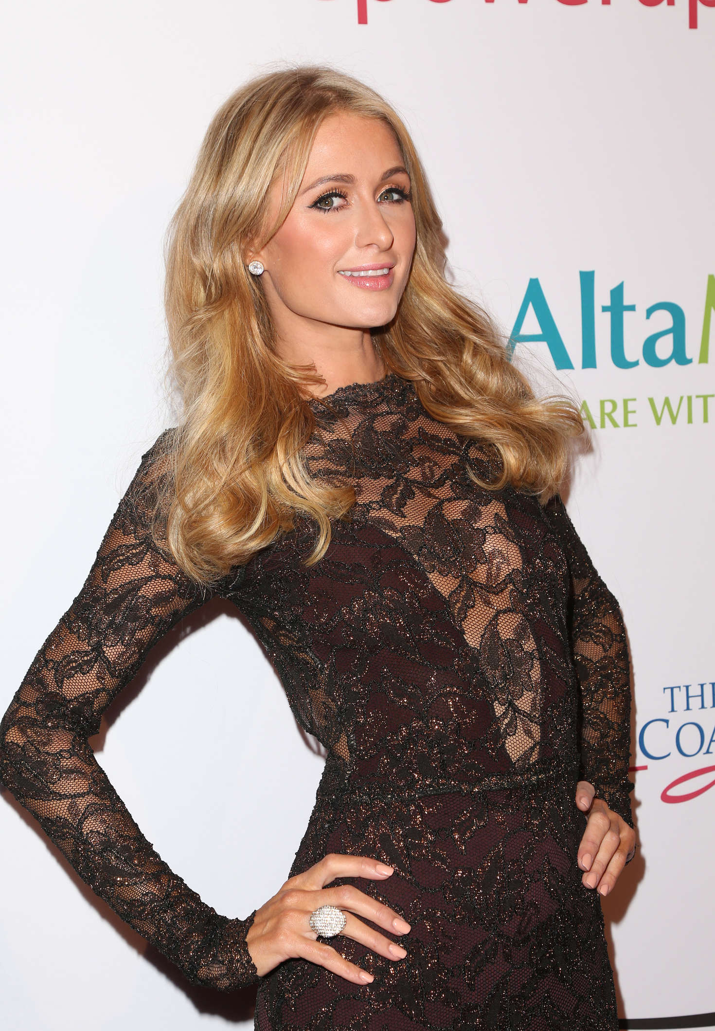 Paris Hilton - AltaMed Power Up We Are The Future Gala 2016 in Beverly Hills