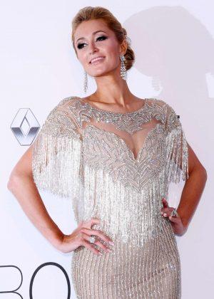 Paris Hilton - amfAR's 24th Cinema Against AIDS Gala in Cannes
